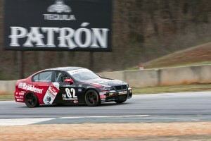 CRC Brakleen BMW testing at Road Atlanta with Dan Rogers and Seth Thomas behind the wheel